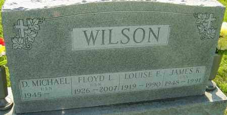 WILSON, JAMES K - Montgomery County, Ohio | JAMES K WILSON - Ohio Gravestone Photos
