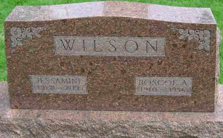 TRUMBO WILSON, JESSAMINE ELLA - Montgomery County, Ohio | JESSAMINE ELLA TRUMBO WILSON - Ohio Gravestone Photos