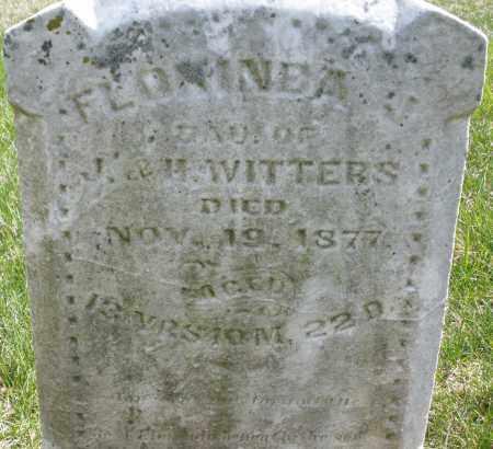 WITTERS, FLONINEA - Montgomery County, Ohio | FLONINEA WITTERS - Ohio Gravestone Photos