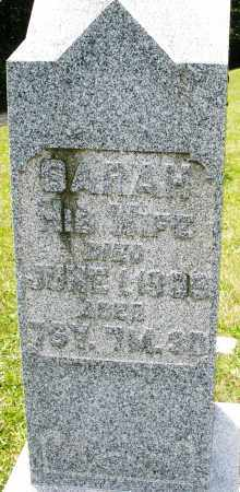 WOGAMAN, SARAH - Montgomery County, Ohio | SARAH WOGAMAN - Ohio Gravestone Photos