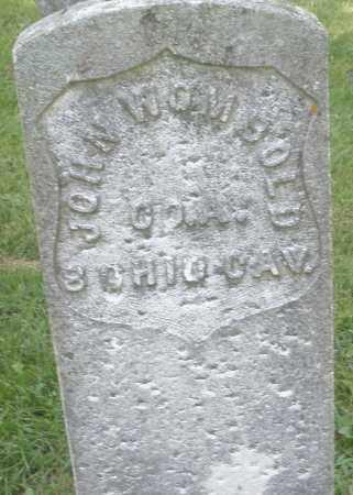 WOMBOLD, JOHN - Montgomery County, Ohio | JOHN WOMBOLD - Ohio Gravestone Photos