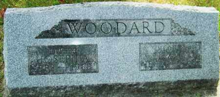 WOODARD, JOSEPH A - Montgomery County, Ohio | JOSEPH A WOODARD - Ohio Gravestone Photos