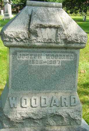 WOODARD, JOSEPH - Montgomery County, Ohio | JOSEPH WOODARD - Ohio Gravestone Photos