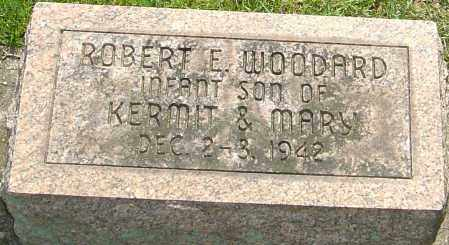WOODARD, ROBERT E - Montgomery County, Ohio | ROBERT E WOODARD - Ohio Gravestone Photos