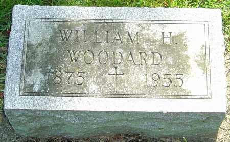 WOODARD, WILLIAM H - Montgomery County, Ohio | WILLIAM H WOODARD - Ohio Gravestone Photos