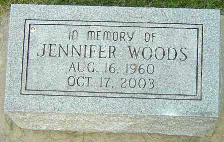 GRISSOM WOODS, JENNIFER - Montgomery County, Ohio | JENNIFER GRISSOM WOODS - Ohio Gravestone Photos