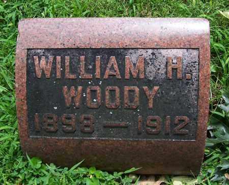 WOODY, WILLIAM H. - Montgomery County, Ohio | WILLIAM H. WOODY - Ohio Gravestone Photos