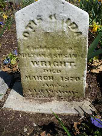 WRIGHT, IDA - Montgomery County, Ohio | IDA WRIGHT - Ohio Gravestone Photos