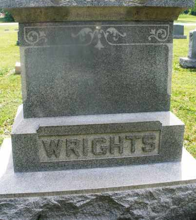 WRIGHTS, MONUMENT - Montgomery County, Ohio | MONUMENT WRIGHTS - Ohio Gravestone Photos