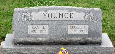 YOUNCE, MAZIE E. - Montgomery County, Ohio | MAZIE E. YOUNCE - Ohio Gravestone Photos