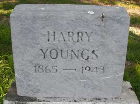 YOUNGS, HARRY - Montgomery County, Ohio | HARRY YOUNGS - Ohio Gravestone Photos