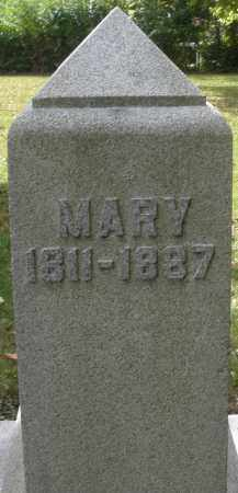 ZEDEKER, MARY - Montgomery County, Ohio | MARY ZEDEKER - Ohio Gravestone Photos