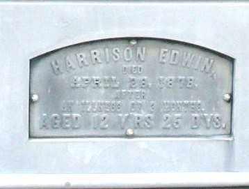 ZELLER, HARRISON EDWIN - Montgomery County, Ohio | HARRISON EDWIN ZELLER - Ohio Gravestone Photos