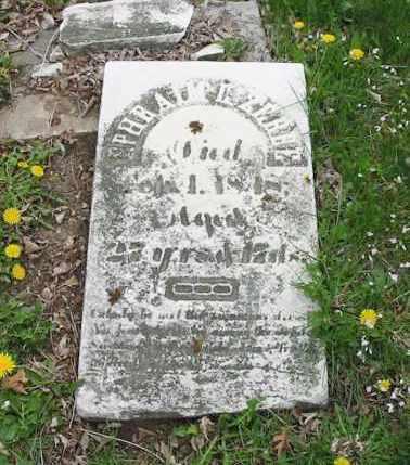ZERBE, EPHRAIM L. - Montgomery County, Ohio | EPHRAIM L. ZERBE - Ohio Gravestone Photos