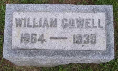 COWELL, WILLIAM - Morgan County, Ohio | WILLIAM COWELL - Ohio Gravestone Photos