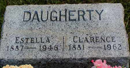 DAUGHERTY, ESTELLA - Morgan County, Ohio | ESTELLA DAUGHERTY - Ohio Gravestone Photos