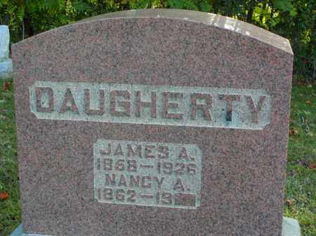 DAUGHERTY, JAMES A. - Morgan County, Ohio | JAMES A. DAUGHERTY - Ohio Gravestone Photos