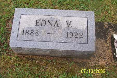 ALLEN WELCH, EDNA - Morgan County, Ohio | EDNA ALLEN WELCH - Ohio Gravestone Photos
