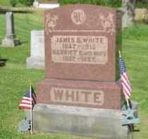 WHITE, HARRIET B. - Morgan County, Ohio | HARRIET B. WHITE - Ohio Gravestone Photos