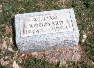 WOODYARD, WILLIAM - Morgan County, Ohio | WILLIAM WOODYARD - Ohio Gravestone Photos