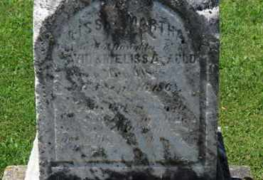 AULD, LISSIE MARTHA - Morrow County, Ohio | LISSIE MARTHA AULD - Ohio Gravestone Photos