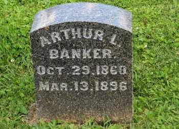BANKER, ARTHUR L. - Morrow County, Ohio | ARTHUR L. BANKER - Ohio Gravestone Photos