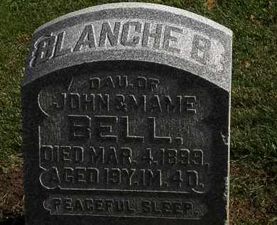 BELL, JOHN - Morrow County, Ohio | JOHN BELL - Ohio Gravestone Photos