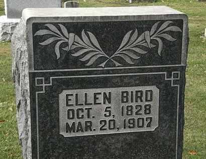 BIRD, ELLEN - Morrow County, Ohio | ELLEN BIRD - Ohio Gravestone Photos
