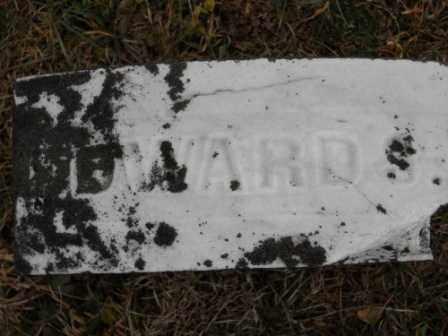 BLAIR, EDWARD S - Morrow County, Ohio | EDWARD S BLAIR - Ohio Gravestone Photos