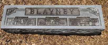 BLAYNEY, LAVINA OWEN - Morrow County, Ohio | LAVINA OWEN BLAYNEY - Ohio Gravestone Photos