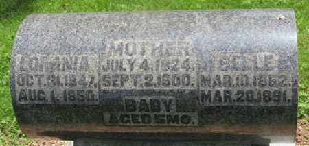 BLOOMFIELD, BABY - Morrow County, Ohio | BABY BLOOMFIELD - Ohio Gravestone Photos
