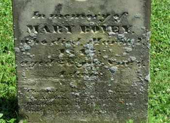 BOVEY, MARY - Morrow County, Ohio | MARY BOVEY - Ohio Gravestone Photos