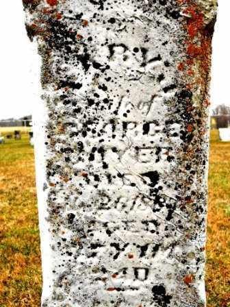 BOYER, MARY J - Morrow County, Ohio | MARY J BOYER - Ohio Gravestone Photos