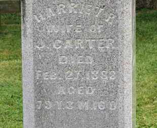 CARTER, MARGARET R. - Morrow County, Ohio | MARGARET R. CARTER - Ohio Gravestone Photos