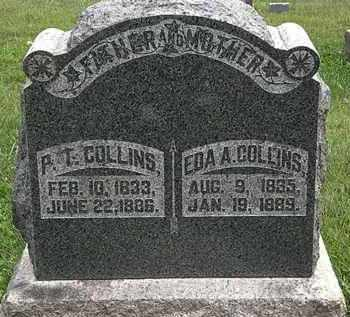 COLLINS, P.T. - Morrow County, Ohio | P.T. COLLINS - Ohio Gravestone Photos