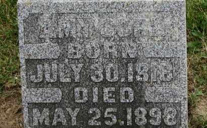 CURL, AMY - Morrow County, Ohio | AMY CURL - Ohio Gravestone Photos