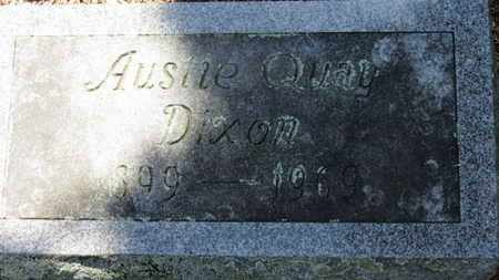 DIXON, AUSTIE - Morrow County, Ohio | AUSTIE DIXON - Ohio Gravestone Photos