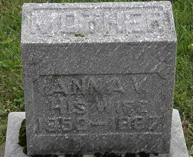 DODD, ANNA V. - Morrow County, Ohio | ANNA V. DODD - Ohio Gravestone Photos