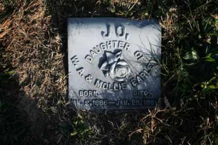 EARLEY, JO - Morrow County, Ohio | JO EARLEY - Ohio Gravestone Photos