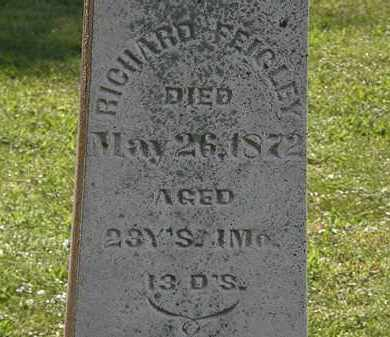 FEIGHLEY, RICHARD - Morrow County, Ohio   RICHARD FEIGHLEY - Ohio Gravestone Photos