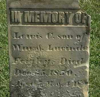 FEIGHY, LUCINDA - Morrow County, Ohio | LUCINDA FEIGHY - Ohio Gravestone Photos