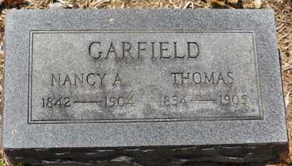 GARFIELD, THOMAS - Morrow County, Ohio | THOMAS GARFIELD - Ohio Gravestone Photos