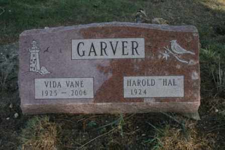 "GARVER, HAROLD ""HAL"" - Morrow County, Ohio 