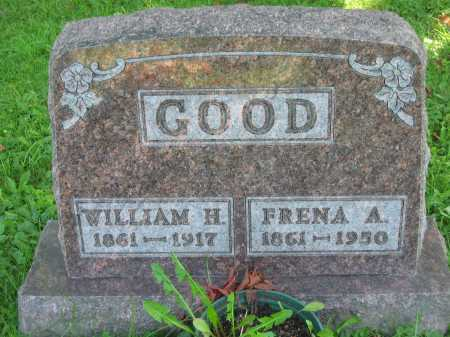 GOOD, FRENA A. - Morrow County, Ohio | FRENA A. GOOD - Ohio Gravestone Photos