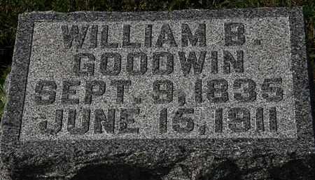 GOODWIN, WILLIAM B. - Morrow County, Ohio | WILLIAM B. GOODWIN - Ohio Gravestone Photos