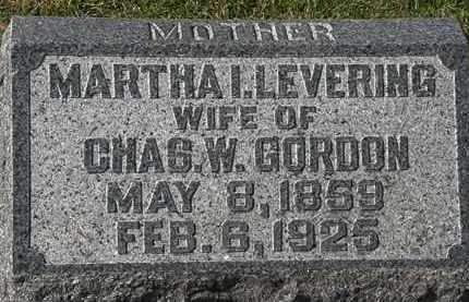 GORDON, CHAS. W. - Morrow County, Ohio | CHAS. W. GORDON - Ohio Gravestone Photos
