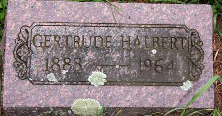 HALBERT, GERTRUDE - Morrow County, Ohio | GERTRUDE HALBERT - Ohio Gravestone Photos