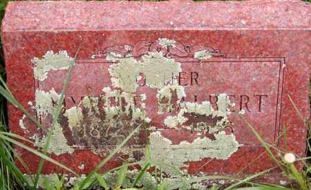 HALBERT, MYRTLE - Morrow County, Ohio | MYRTLE HALBERT - Ohio Gravestone Photos