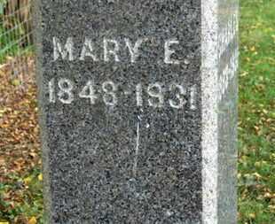 HARDEN, MARY E. - Morrow County, Ohio | MARY E. HARDEN - Ohio Gravestone Photos