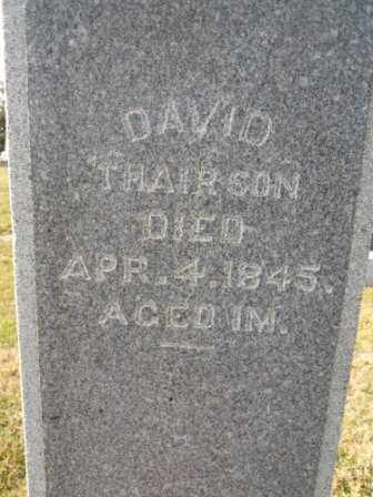 HARRIS, DAVID - Morrow County, Ohio | DAVID HARRIS - Ohio Gravestone Photos